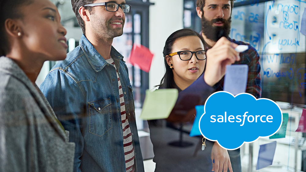 How Salesforce can make your startup lean