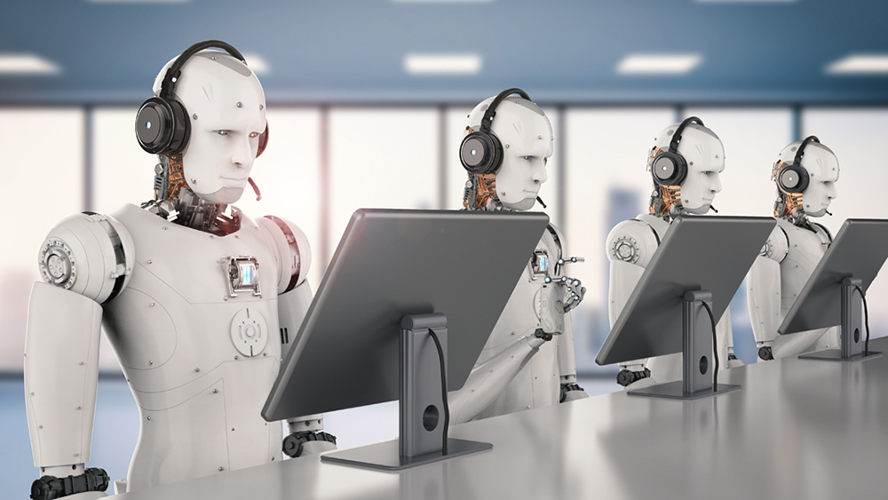 Are Chatbots approaching the edge of Call Centers