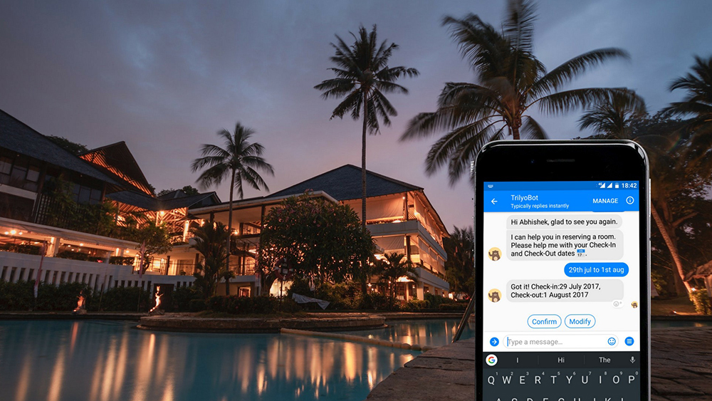 Chatbots in Hospitality and Travel Industries