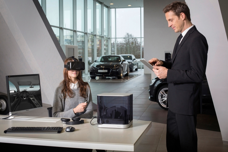 VR in Car Dealerships