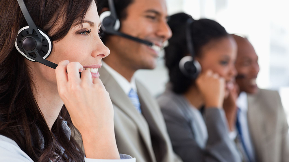 Cloud based call centres