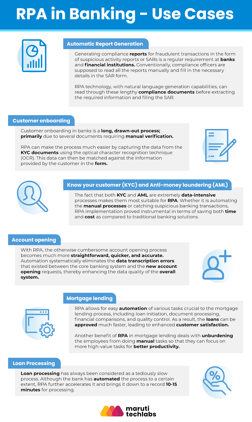 RPA in Banking Use Cases
