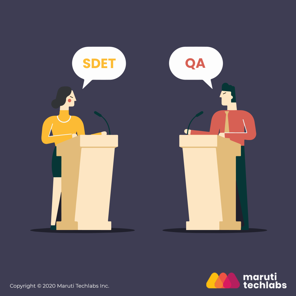 SDET vs QA