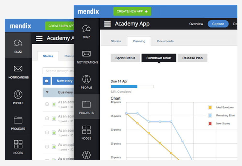 Mendix-Single-click-Deployment