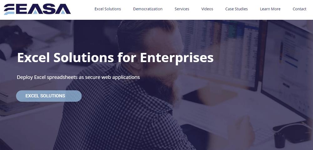 Rapid Application Development Tool Easa