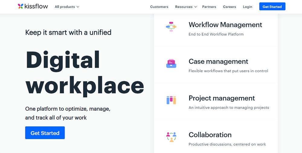 Rapid Application Development Tool - Kissflow