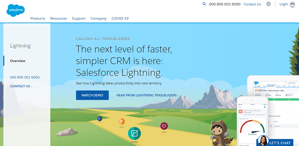 Rapid Application Development Tool salesforce